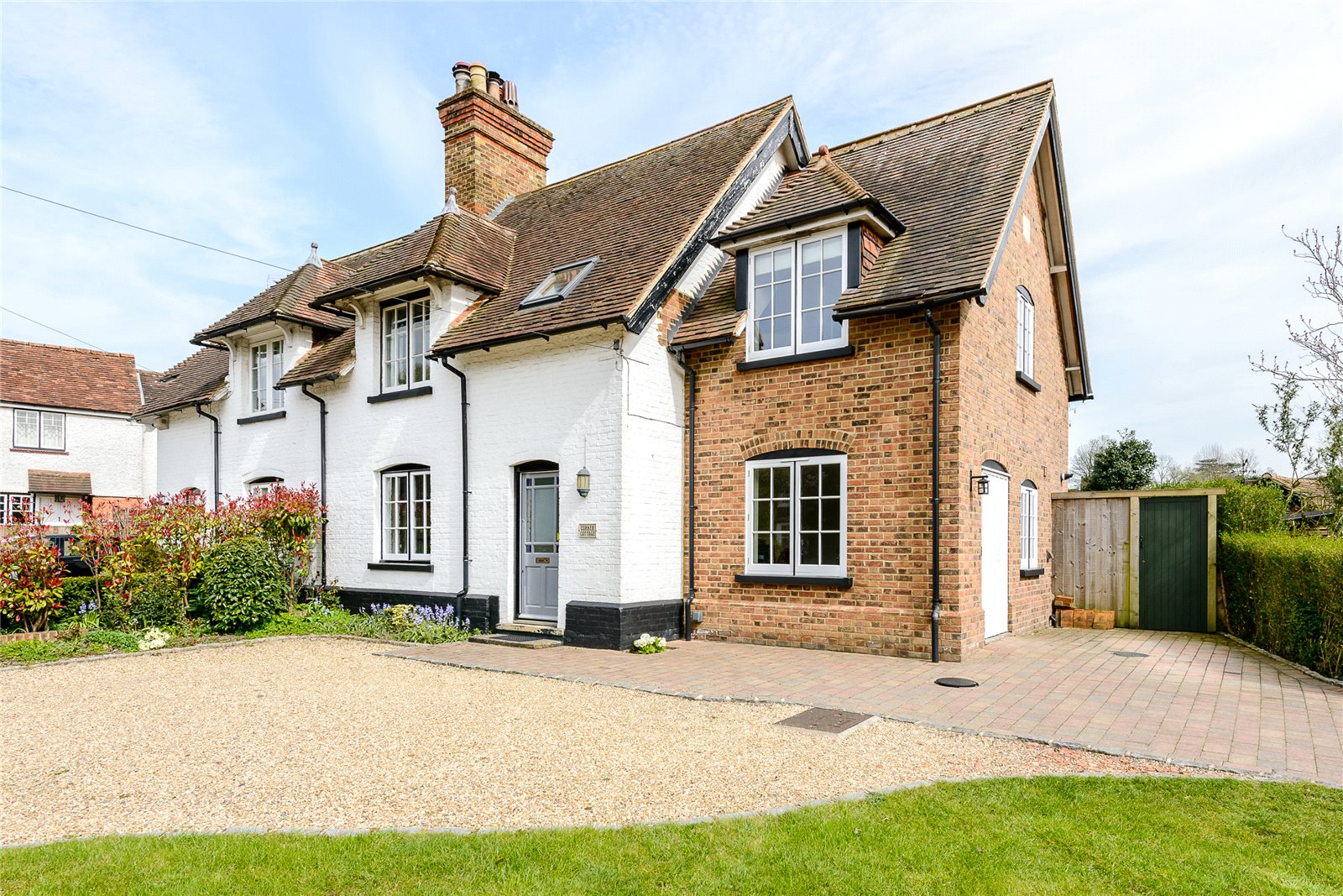 Vivienda unifamiliar por un Venta en Church Road, Windlesham, Surrey, GU20 Windlesham, Inglaterra