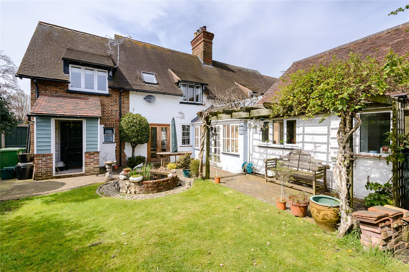 Single Family Home for Sale at Church Road, Windlesham, Surrey, GU20 Windlesham, England