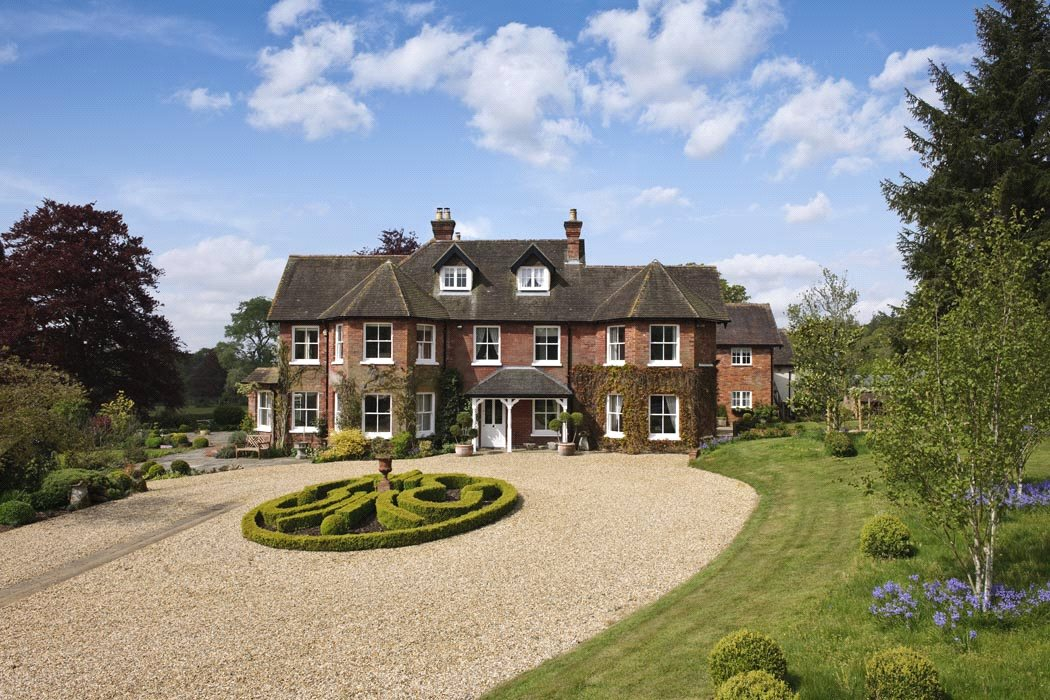 Single Family Home for Sale at Fritham, Lyndhurst, Hampshire, SO43 Lyndhurst, England