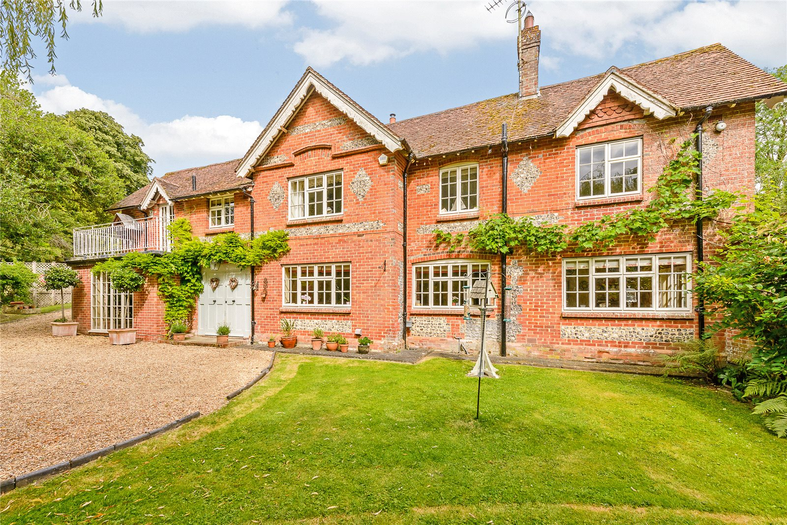 Additional photo for property listing at Chilbolton, Stockbridge, Hampshire, SO20 Stockbridge, Inglaterra