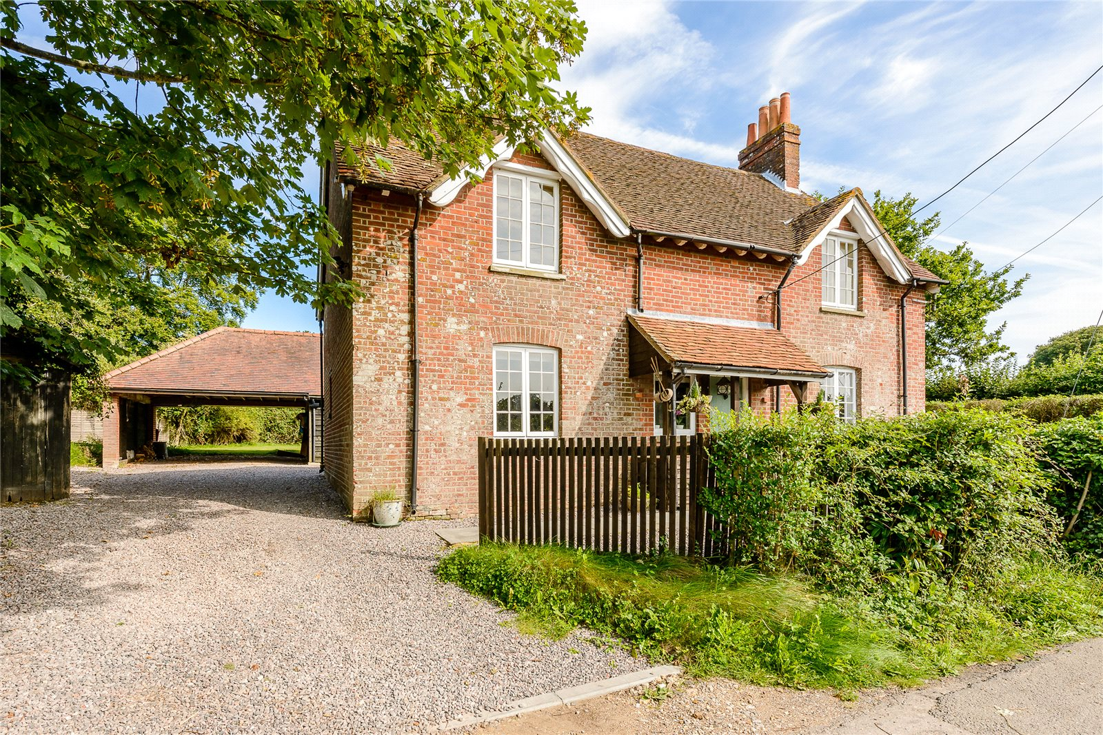 Maison unifamiliale pour l Vente à Well Lane, Swanmore, Hampshire, SO32 Swanmore, Angleterre