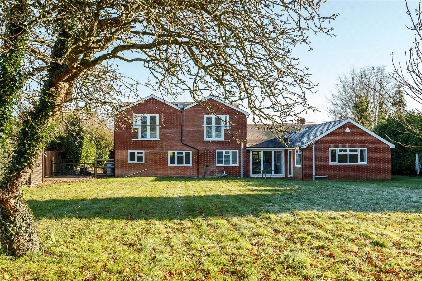 Vivienda unifamiliar por un Venta en King Lane, Over Wallop, Stockbridge, Hampshire, SO20 Stockbridge, Inglaterra
